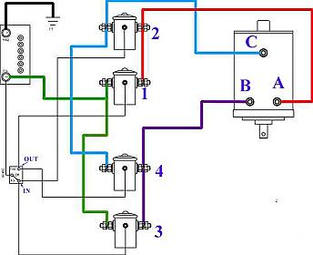 ramsey winch remote wiring diagram schematics and wiring diagrams warn 2500 atv winch wiring diagram