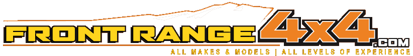 Front Range 4x4 Forums - The Front Range of Colorado Off-Road Club for All Makes & Models of 4x4's